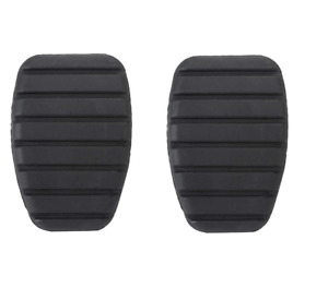 2x BRAKE CLUTCH PEDAL RUBBER PAD FOR RENAULT PAIR