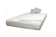 """4ft SMALL DOUBLE REAL ORTHOPAEDIC LUXURY MATTRESS.10"""" DEEP! MEDIUM FIRM"""