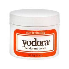 Yodora Deodorant Cream 2 oz.