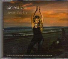 (CF629) Lucie Silvas,  Breathe In - 2004 DJ CD