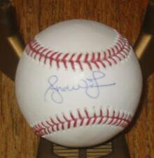 Braves ~ YANKEES ANDRUW JONES Signed OML Baseball COA
