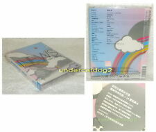 News Never Ending Wonderful Story Taiwan Ltd 2-DVD +24P