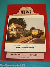 GREAT EASTERN NEWS #142 - SPRING 2010