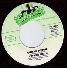 ARTHUR SMITH - Guitar Boogie  7""