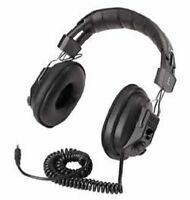 Hunt Master Deluxe Headphones for Garrett Metal Detectors