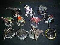 Heroclix 11 Piece lot Heroclix Figures