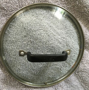 """T-Fal Replacement Glass Lid 8"""" With Steam Vent"""