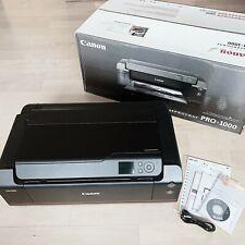 Canon PRO-1000 Photographic Inkjet Printer