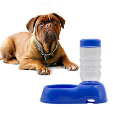 Pet Automatic Water Dispenser Dog Cat Bowl Bottle Drinking Fountain 500ML HLD