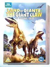 Walking with Dinosaurs 'Land of Giants -The Giant Claw'   [DVD]  **Brand New**
