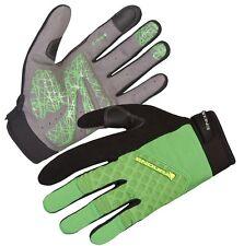 Endura HUMMVEE PLUS GLOVE Kelly Green ADULT XS (7) Cycling Riding Gloves NEW