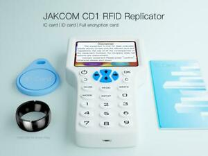 RFID Replicator Card Copier Writer Duplicator 10 Frequency For All 125kHz Cards