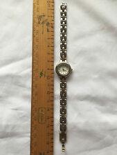 Anne Klein II Silver & Gold Tone Ladies Quartz Watch
