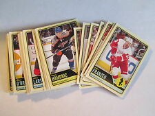 2012-13  OPC HOCKEY CARDS , CHOOSE ANY 10 CARDS FROM THE LIST