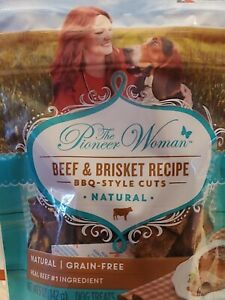 Purina The Pioneer Woman Beef & Brisket Recipe BBQ style cutsDog Treats 5 oz