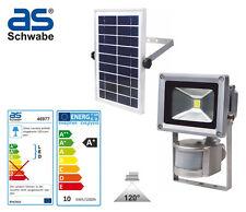 as Schwabe Solar Chip LED SMD 10W Strahler Bewegungsmelder IP44 Flutlicht Außen