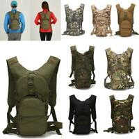 15L Waterproof Military Molle Tactical Bag Outdoor Hiking Backpack Rucksack