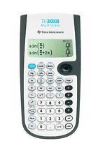Texas Instruments TI-30XS Mulitview Scientific Calculator, Battery, Solar