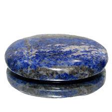 122.30Ct. Beautiful Natural Oval Cabochon Lapis  Lazuli   Gemstone stone-CH 2983