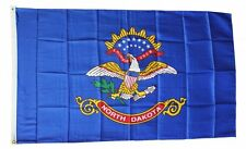 North Dakota State Flag 3 x 5 Foot Flag - New 3x5 Indoor Or Outdoor-