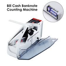 Mini Money Counter Handy Cash Registers Counting Machine Financial Equipment