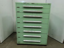 Industrial 8 Drawer Small Parts Tooling Storage Cabinet 45
