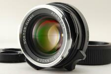 Mint  Voigtlander Nokton Classic 40mm F/1.4 MC VM M mount For Leica from Japan