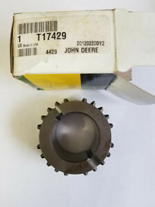 New OEM John Deere T17429 Low and Reverse Synchronizer Gear - NLA fits 2010