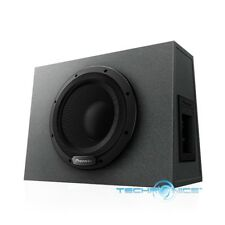 "PIONEER TS-WX1010A 1100 W MAX 10"" SEALED ENCLOSURE ACTIVE SUBWOOFER BUILT-IN AMP"