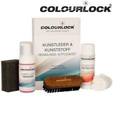 COLOURLOCK Kunstleder & Kunststoff Reinigungs- & Pflegeset
