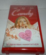 Candy (VHS, 2001) - Ringo Starr, Marlon Brando, Richard Burton, Walter Matthau