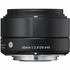 Sigma 30mm Camera Lenses