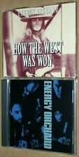 Energy Orchard CD Album & How The West Was Won CD Single VGC