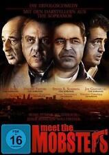 DVD - MEET THE MOBSTERS - SEINE STIMME IST TÖDLICH - NEU/OVP