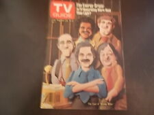 Barney Miller - TV Guide Magazine 1977