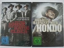 Die vier Söhne der Katie Elder + Man nennt mich Hondo - John Wayne Sammlung