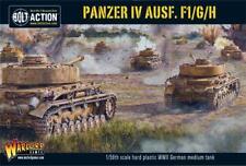 WARLORD GAMES-Bolt Action-Panzer IV AUSF. F1/G/H MEDIUM TANK (plastique)