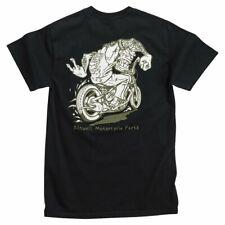 Biltwell El Diablo Cotton Casual T-Shirt - Black