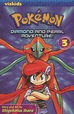 Pokmon: Diamond and Pearl Adventure!, Vol. 3 Pokemon