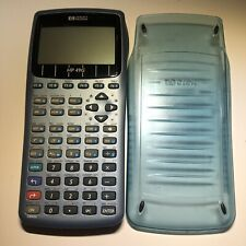 HP 49G Graphing Calculator Nice Condition Hewlett Packard Tested Working 50G 48G