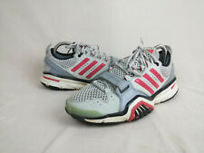 Adidas Geo Fit Gray/White Athletic Shoes Men's Size 9 US