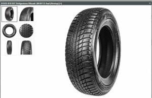 215/55 R18 95T Bridgestone Blizzak LM-001 B-Seal (Airstop) (+)