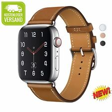 Leder Armband Ersatzarmband Für Apple Watch Series 5/4/3/2/1 40/44/38/42mm