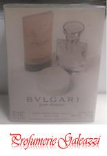 COFANETTO  - BULGARI POUR HOMME EDT SPRAY 30 ml + SOAP 50 g + SHOWER GEL 75 ml