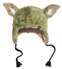 NEW Adult Unisex Space Battle Movie Star Wars Jedi Yoda Ears Green Beanie HM Hat