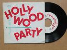 """DISQUE 45T DE PIERRE SPIERS """" HOLLYWOOD PARTY """""""