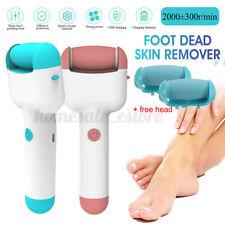 Electric Callus Remover Cordless Foot Skin Care Pedicure Exfoliate Battery Use