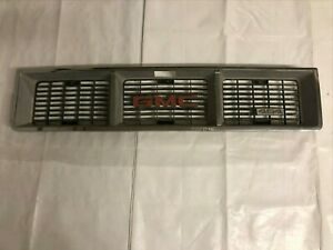 1973 1974 Square Body Pickup Grill GMC 454 Emblem Grille Front Trim Pick Up