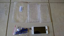 """LCD White Touch Screen digitize iPhone 5S_4"""" display_repair kit"""