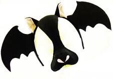 Halloween Bat & Wings Face Eye Mask Fancy Dress